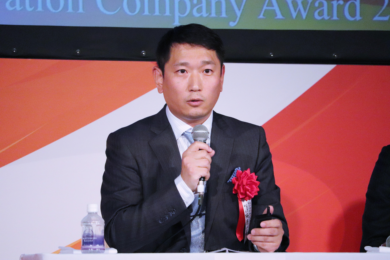 佐竹食品株式会社 代表取締役社長 梅原一嘉さん