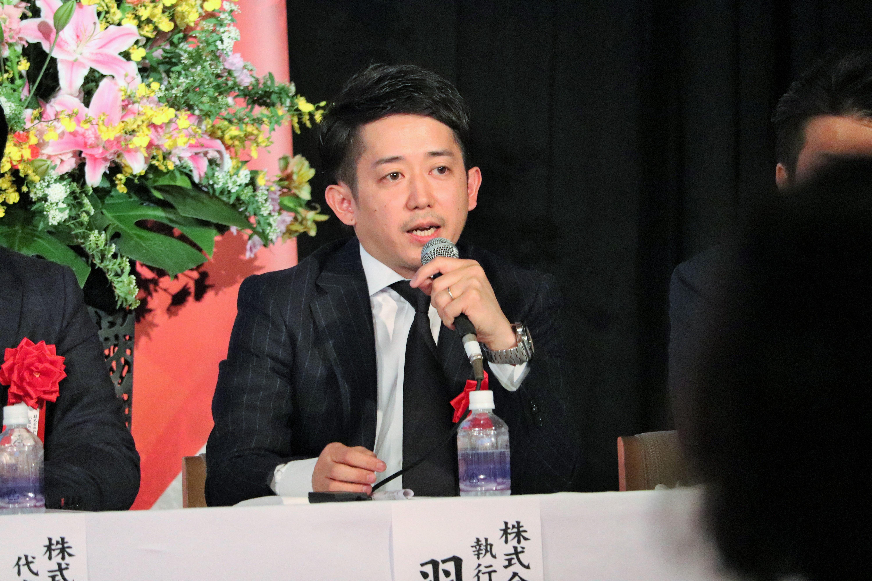 株式会社LIFULL執行役員人事本部長 羽田幸広さん
