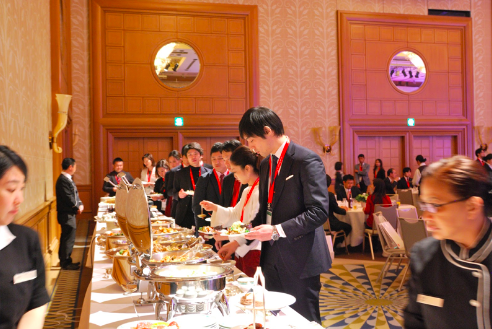 Great Place To Work®  Institute Japan Award Ceremony 2019