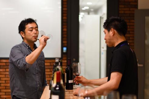 株式会社キュービック ワイン会